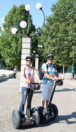 Italy Segway Tours: Segway fun in Milan