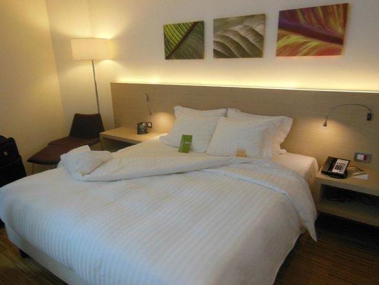 Hilton Garden Inn Venice Mestre San Giuliano: Comfortable bed