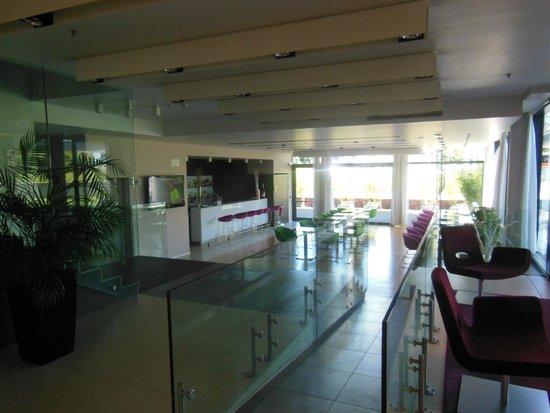 Hilton Garden Inn Venice Mestre San Giuliano: Bar area