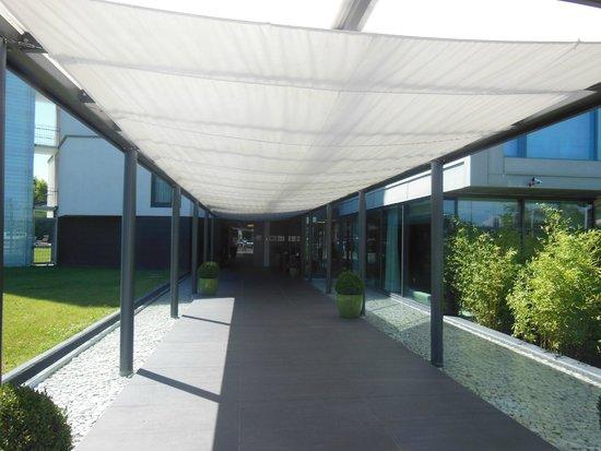 Hilton Garden Inn Venice Mestre San Giuliano: Hotel entrance