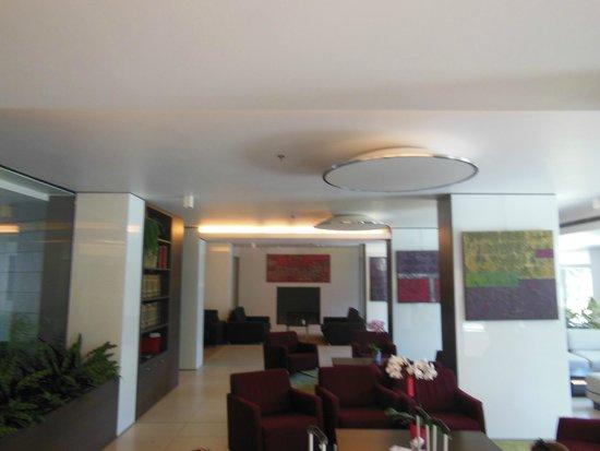 Hilton Garden Inn Venice Mestre San Giuliano: Seating area