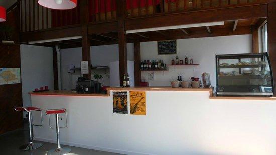 SUSHI VILLAGE : cuisine ouverte