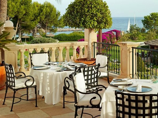 Es Fum: Dine on the terrace, savour the sundown and the endless open Mediterranean Sea.