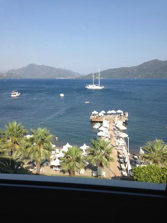 Hotel Cettia Beach Resort: Room view