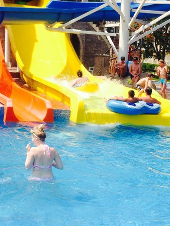 DIT Evrika Beach Club Hotel : WaterPark