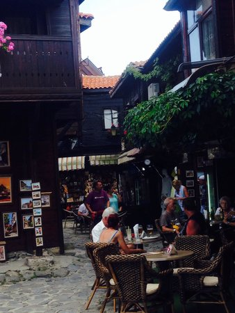 DIT Evrika Beach Club Hotel : Nessebar - def go there