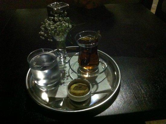 Club Hotel Falcon : Turkisch Cai