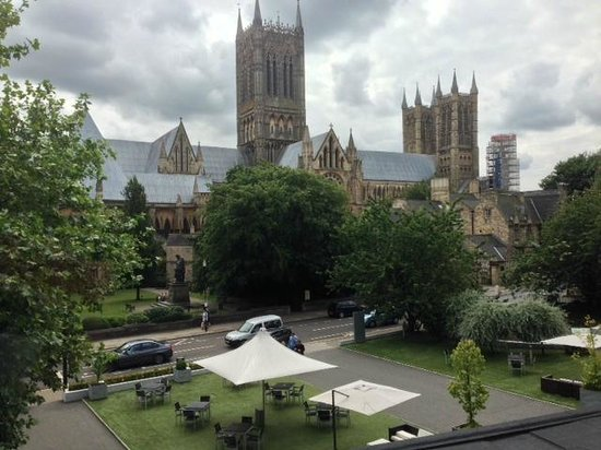 The Lincoln Hotel: Lincoln Cathedral