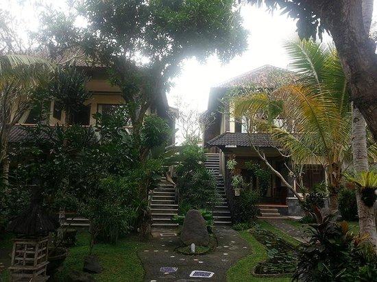 Dewangga Bungalow: Beautiful surroundings