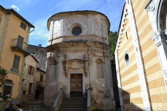 Auberge Saint Martin: la brigue