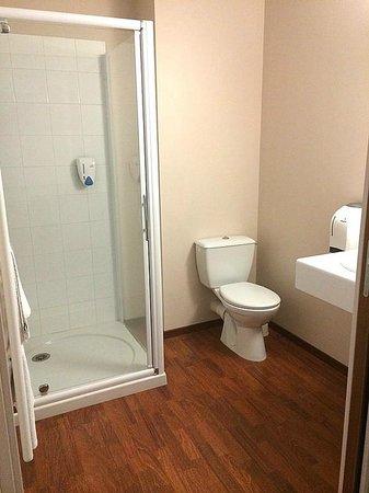Villa des Marais : Salle de bain