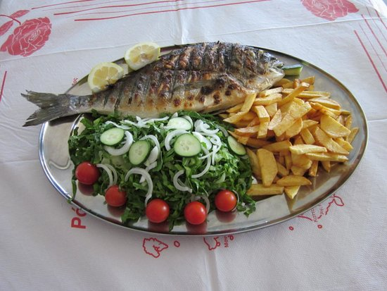 Antonis: Fresh Fish