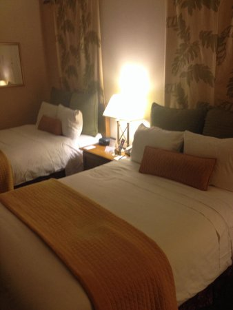 Real InterContinental Tegucigalpa at Multiplaza Mall: Rm 318