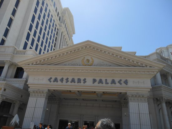 Caesars Palace: one