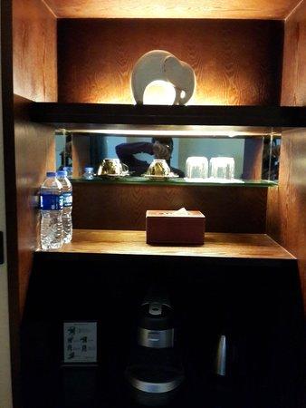 SSAW Boutique Hotel Shanghai Bund: Coffee Time!