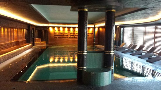 Quality Hotel Atlantic Congress & Spa  Turin Airport: La piscina della SPA