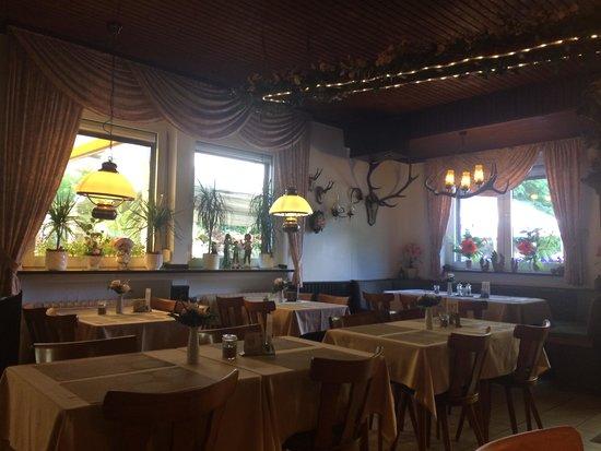 Lessing Hotel : завтрак
