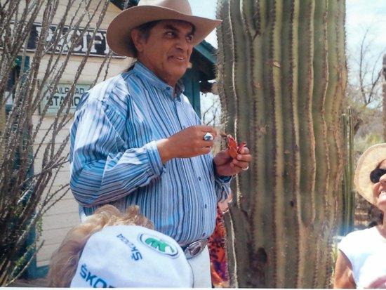 Old Tucson: accompagnement dans le site avec un guide