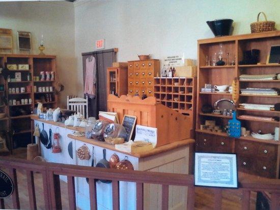 """Old Tucson: magasin des Oleson """"La Petite Maison dans la prairie"""""""