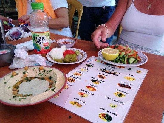 Mount of Olives: Restaurant
