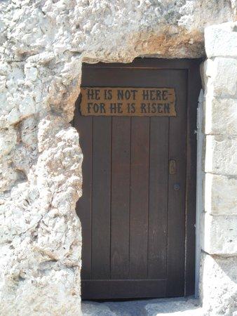 Mount of Olives: Garden Tomb