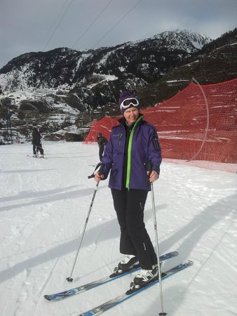 Grandvalira Ski Resort: Андора. В  горах