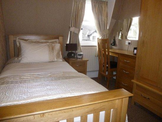 Sandon Guest House: Single room 6