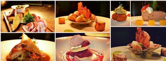 Tom Sheridan's Bar and Restaurant : Selection of Treats