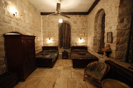 Jerusalem Hotel: room 105
