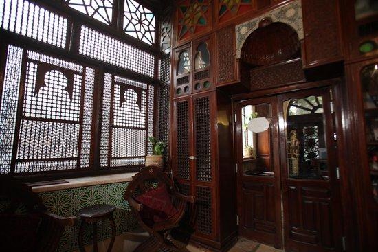 Jerusalem Hotel: main lobby