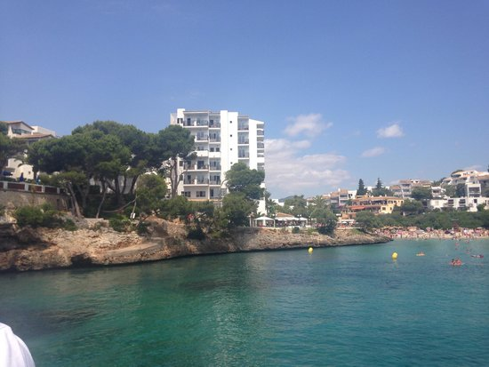 Barcelo Ponent Playa: View