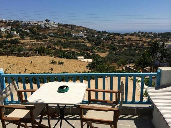 Hotel Anthousa: balcony