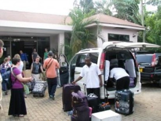 Transit Motel Airport: Guests arrival