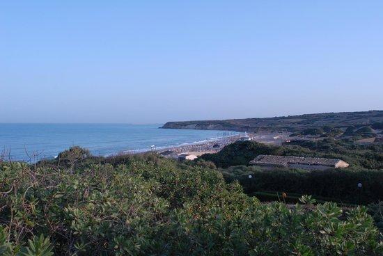 Club Med Kamarina : View from Cavallo Marino