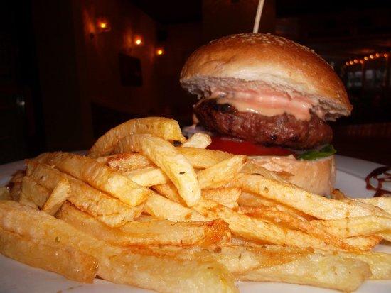 Escape: best burger ever