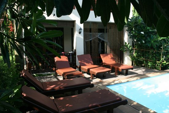 Shewe Wana Boutique Resort and Spa: Pool Area