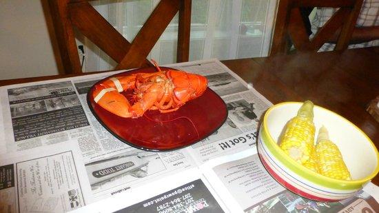 Travelin Lobster: Nice.
