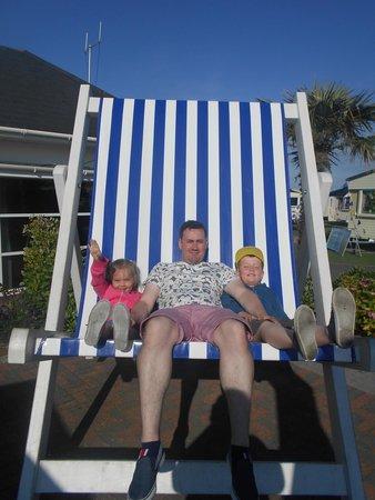 Cala Gran Holiday Park - Haven: deckchair