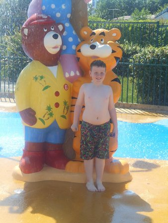 Cala Gran Holiday Park - Haven: splashzone