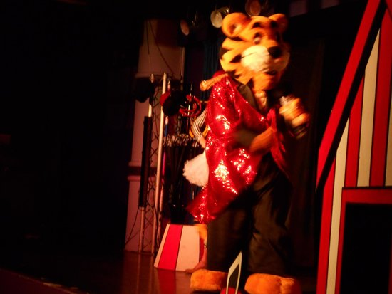 Cala Gran Holiday Park - Haven: ringmaster rory