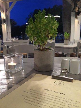 Argonauta Restaurant: Un cadre agréable
