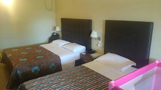 Aktaion Resort : Οικογενειακό Δωμάτιο
