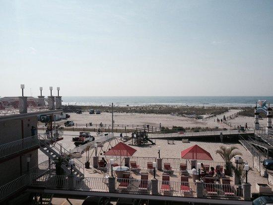Matador Oceanfront Resort: View from our deck