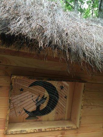Yourte and Spa : Cabane dans la forêt