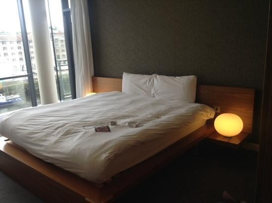 The d Hotel Drogheda: king size comfort