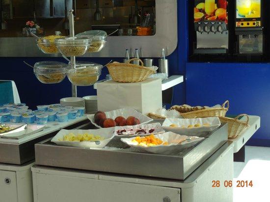 Hotel San Ranieri: Café da manhã