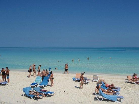 Hotel Playa Cayo Santa Maria: plage
