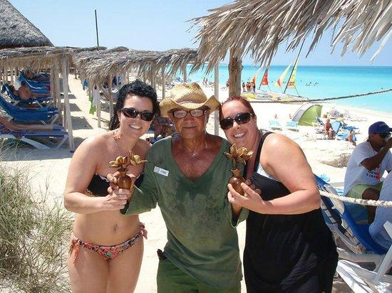 Hotel Playa Cayo Santa Maria: jardinier