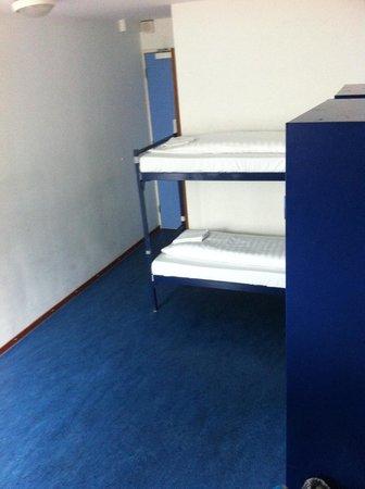 Hans Brinker Hostel Amsterdam: Basic 4 bed dorm