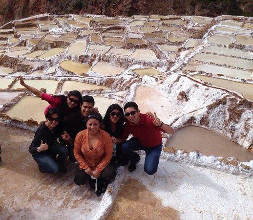 cusco house: Cusco - minas de sal